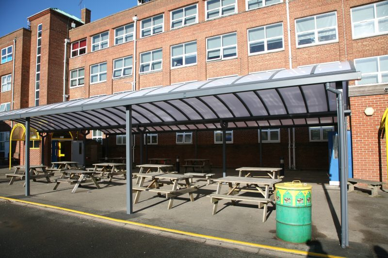 Large School Canopy