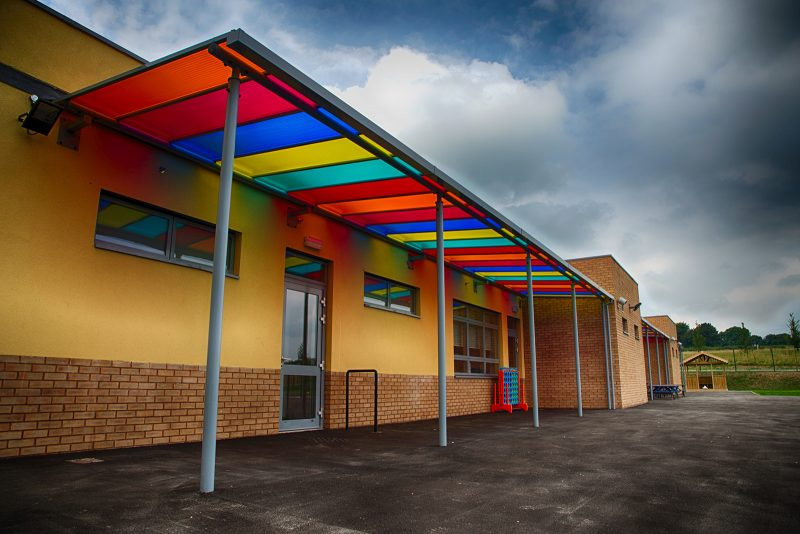 Colourful Canopies