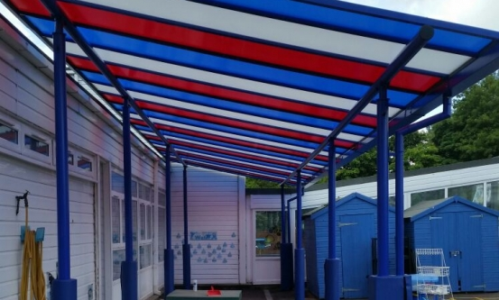 Colourful Canopy