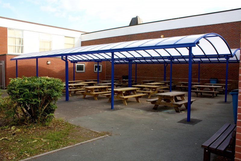 Dining Area School Canopy