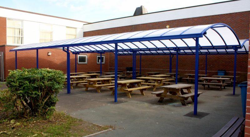 Dining Area School Canopy