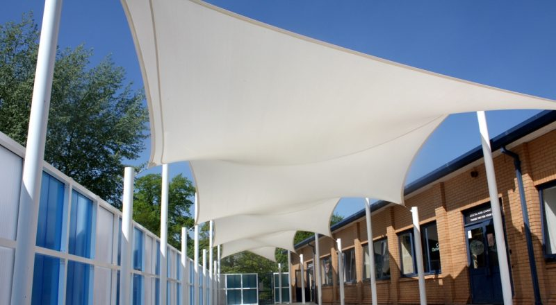 Wilmslow Bespoke Shade Sails