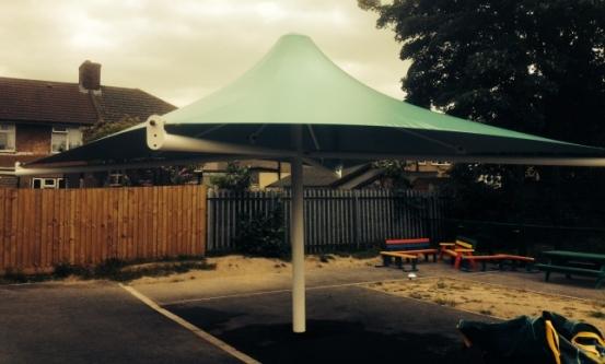 Sydney Russell School Umbrella Shade
