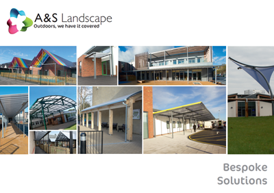 A&S Landscape Bespoke Brochure