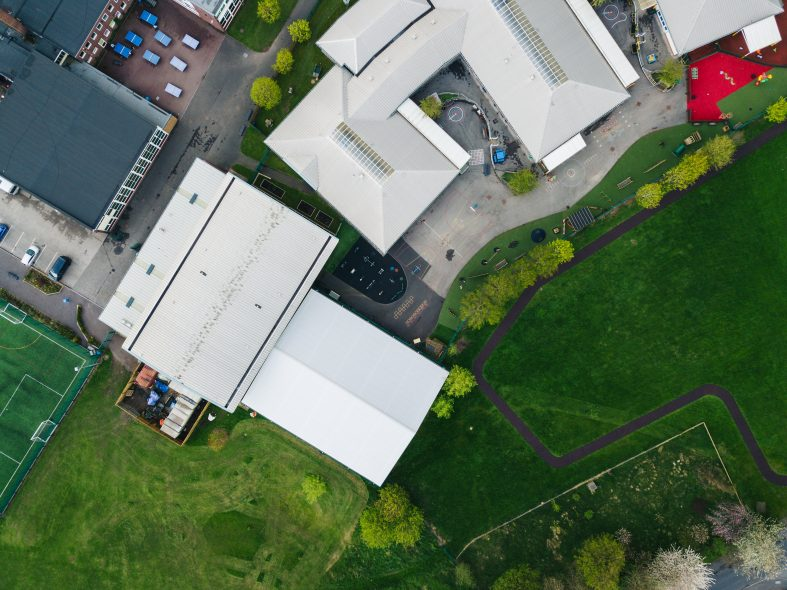 Brier School Covered MUGA