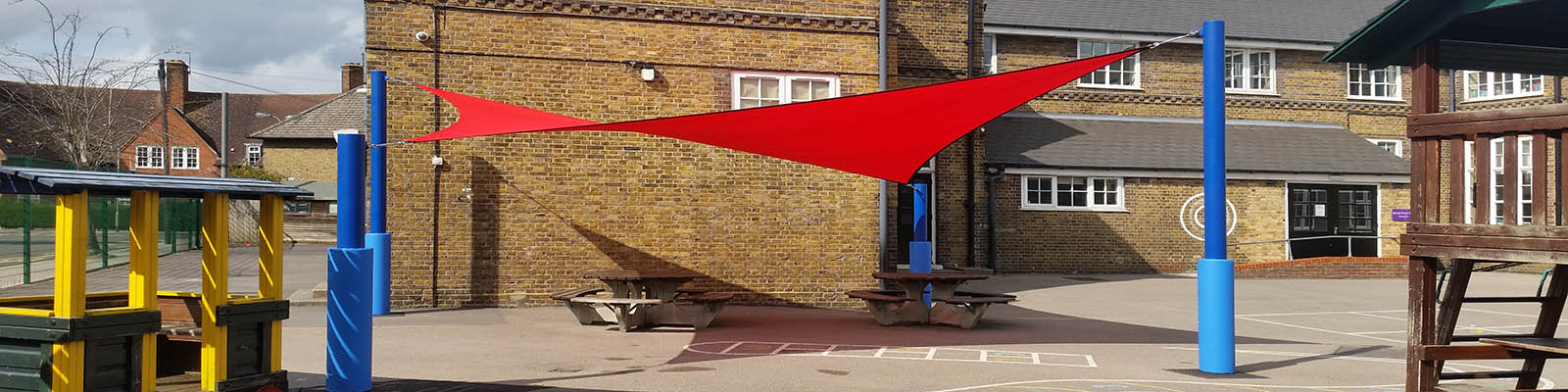Old Oak Primary School Shade Sail