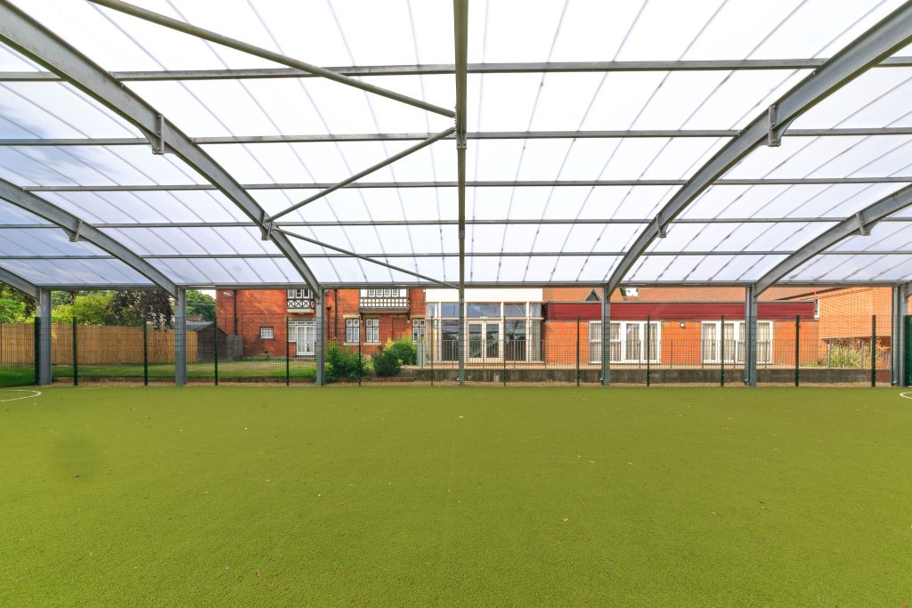 Covered Muga