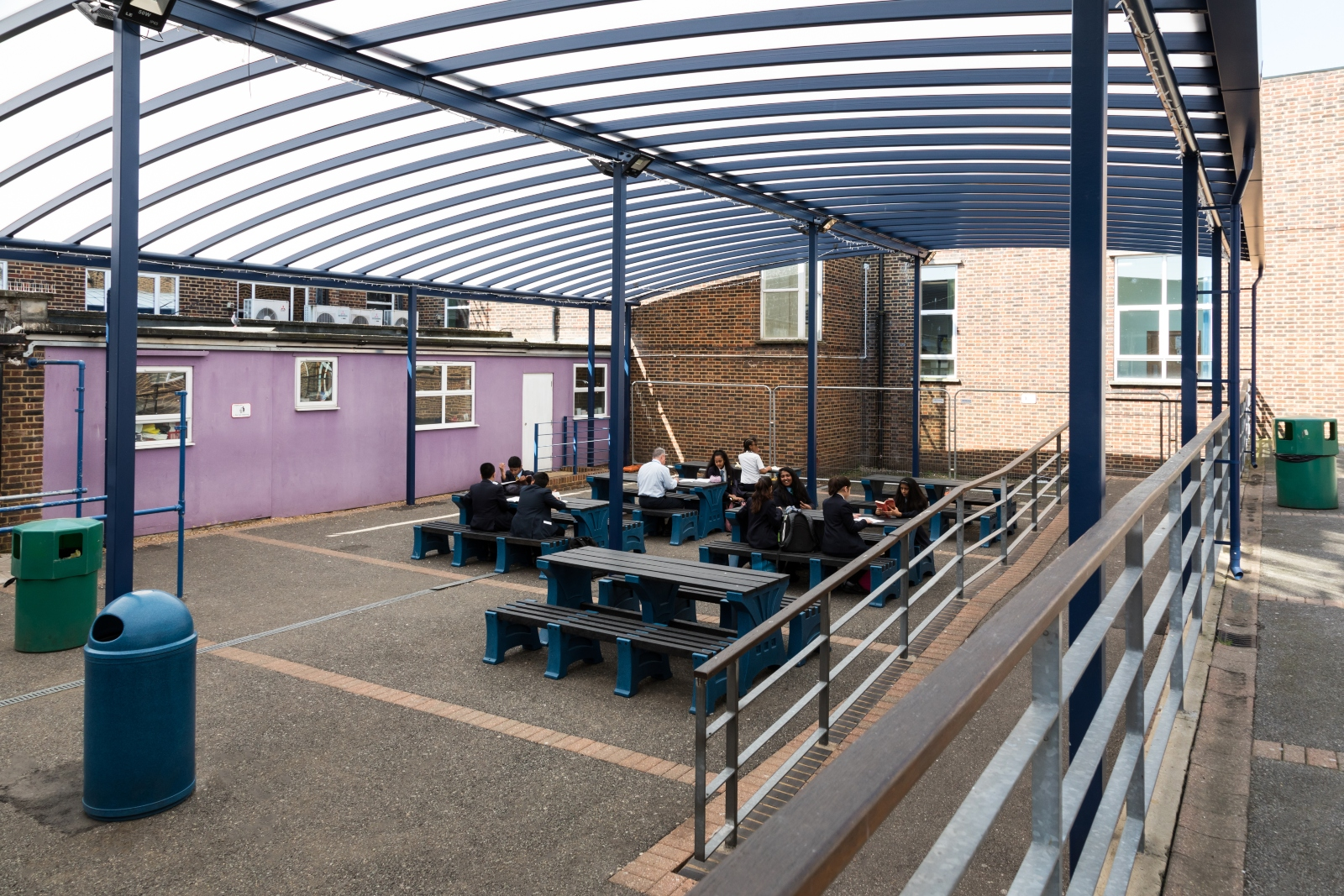 Claremont Dining Canopy