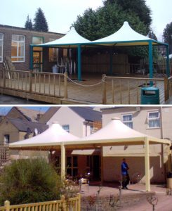 Used Canopies